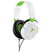 Turtle Beach Recon 50X White Xbox One/PS4/PC Gaming Headset