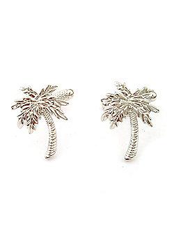 Tropical Beach Palm Tree Cufflinks - ck945