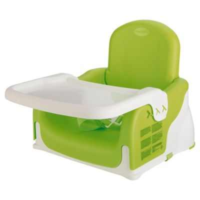 buy munchkin feeding booster seat green from our feeding. Black Bedroom Furniture Sets. Home Design Ideas