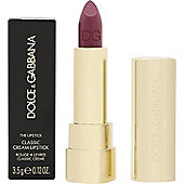 Dolce & Gabbana Makeup Collection Cream Lipstick 3.5g - 330 Purple Pear