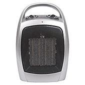 Igenix IG9030 1.8kW PTC Ceramic Fan Heater - Silver