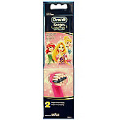 Oral-B Stages Power Kids Princess Replacement Toothbrush Heads