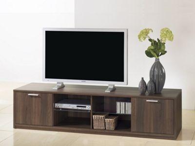 Tvilum Viiwa TV Stand - Dark Walnut