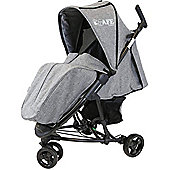 iSafe Limited Edition Visual 3 Stroller (Grey)