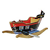 Fantasy Fields by Teamson Pirates Island Rocker Boat With Accessories