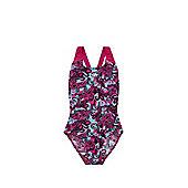 Speedo Endurance®+ Astro Pop Print Swimsuit - Multi