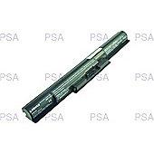 2-Power Notebook Battery - 2600 mAh