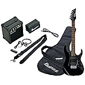 Ibanez Jumpstart - Complete Electric Guitar Package Inc Amp, Tuner, Gig Bag, Strap, Cable, Picks