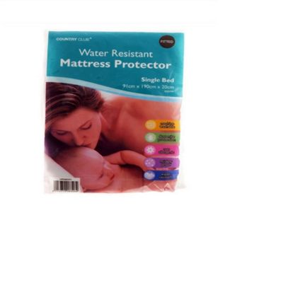 Water Resistant Mattress Protector
