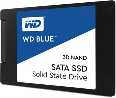 Western Digital WDS250G2B0A Serial ATA III internal solid state drive