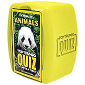 World of Animals 'Top Trumps Quiz' Card Game