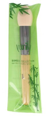 Yurily Bamboo Collection Make Up Brush Cosmetic Brushes Tool Sponge Applicator