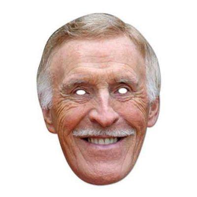 Celebrity Masquerade Masks - Bruce Forsyth