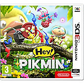 3DS Hey Pikmin