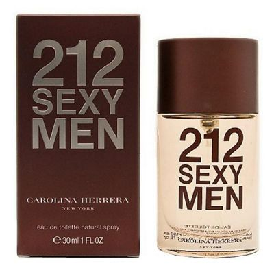 Carolina Herrera 212 Sexy M Edt 30ml