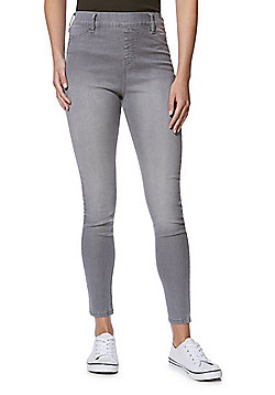 F&F Premium Mid Rise Jeggings - Grey