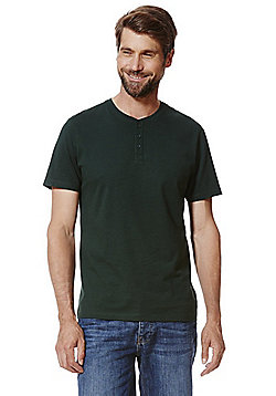 F&F Grandad T-Shirt with As New Technology - Green