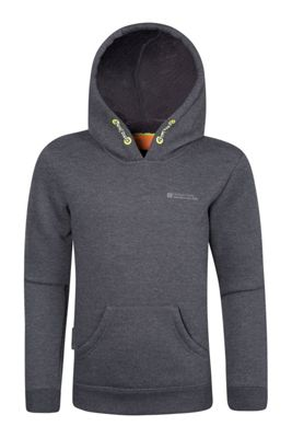 Mountain Warehouse Nordic Fur Lined Youth Hoodie ( Size: 7-8 yrs )