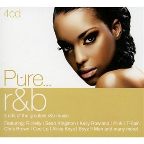 Pure R&B (4CD)