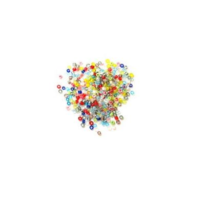 Craft Factory Rocailles 2mm Multi