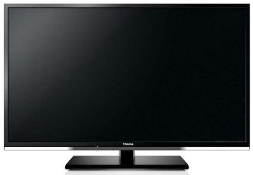 Toshiba 40in Smart LED TV Full HD 1920 x 1080p Freeview HD 350cd/m2 VESA 400mm x 400mm Black.