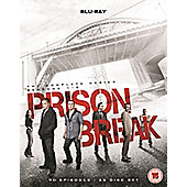 Prison Break Season 1-5 Blu-ray
