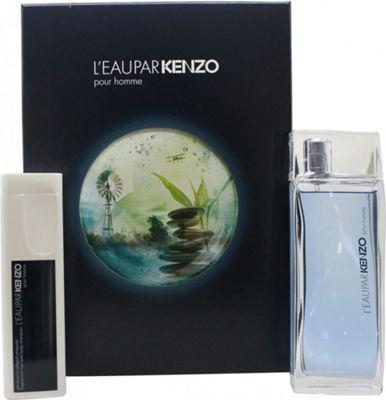 L'Eau Par Kenzo M EDT 100ML & Hair & Body Shampoo 100ML