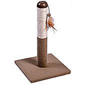 Petface Sisal & Carpet Cat Scratching Post