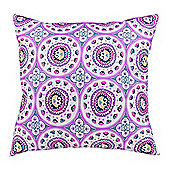 "Gardenista Jaipur 24"" Outdoor Water Resistant Scatter Cushion"