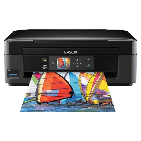 Epson Expression Home XP-305 Wireless AIO (Print, Copy & Scan) Inkjet Printer