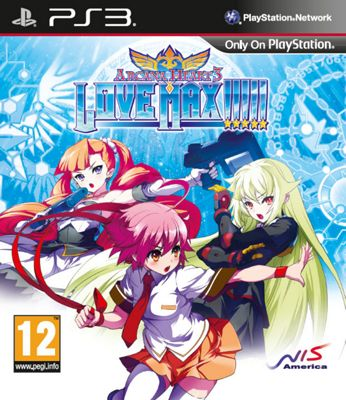 Arcana Heart Love Max (PS3 )