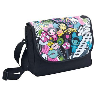 Smash Girls' Messenger Bag