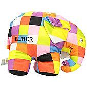Elmer The Patchwork Elephant 30cm Plush Soft Toy