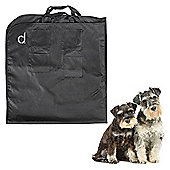 Andrew James Pet Car Seat Protector in Black