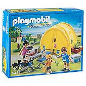 Playmobil 5435 Summer Fun Family Camping Trip