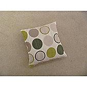 Mason Grey Cortez Green Cushion Cover - 43x43cm