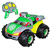 Teenage Mutant Ninja Turtles - VaporOozer Remote Control Amphibious!