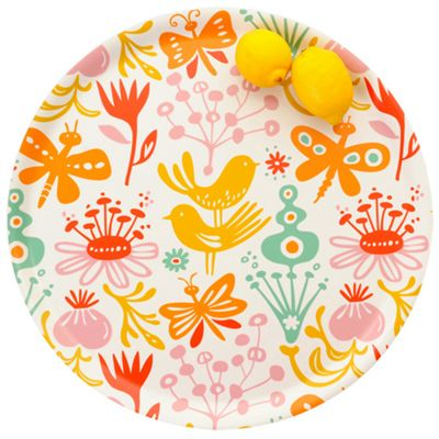 Handmade Butterfly Tray