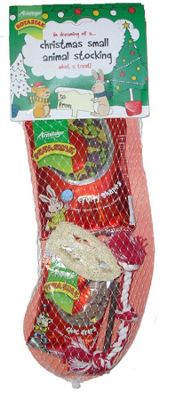 Rotastak Small Animal Christmas Stocking