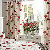 Poppy Curtains 72s Eyelet Top