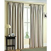 Enhanced Living Twilight Green Pencil Pleat Curtains - 46x90 Inches (117x229cm)