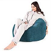 Lounge Pug™ Classic Cord Bean Bag - Agean