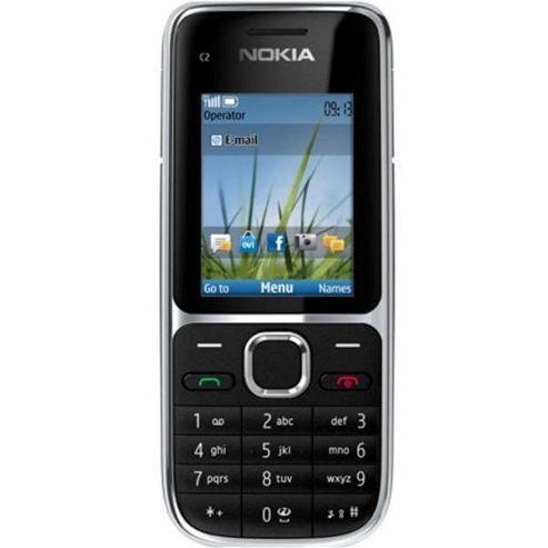 Nokia C2-01 Black