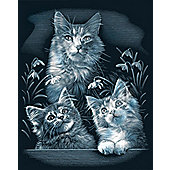 Reeves Scraperfoil - Cute Kittens