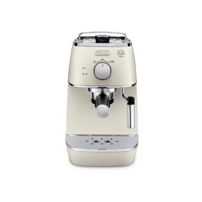 Delonghi ECI341.W Distinta Espresso Coffee Machine White