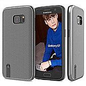 STILMIND Chain Veil Silver Samsung Galaxy S7 mobile phone Case