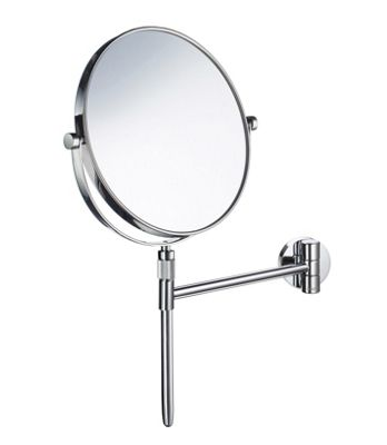 Smedbo Outline Wall Mounted Shaving Mirror