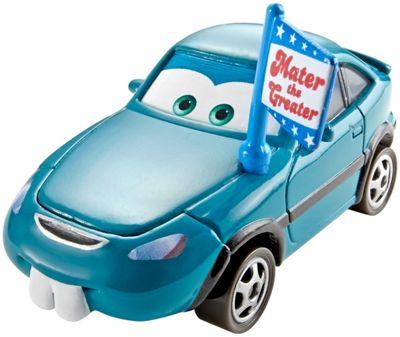 Disney Cars Mater the Greater Bucky Brakedust 1.55 Diecast Car