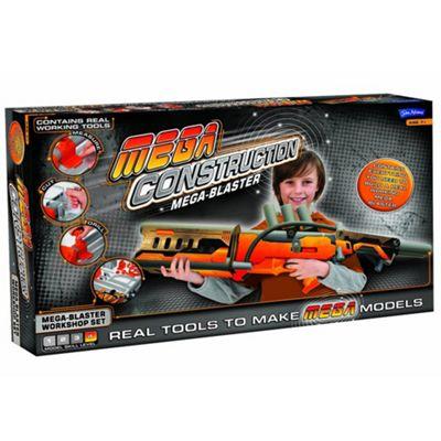 Mega Construction Mega Blaster Workshop