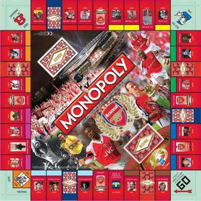Monopoly Arsenal FC